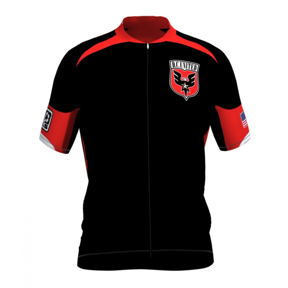 MLS D.C. United Mountain and road bike Cycling Jerseys
