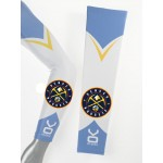 NBA Denver Nuggets Mountain and road bike Cycling Arm Warmers