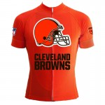 NFL Cleveland Browns Mountain and road bike Cycling Jerseys