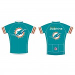 NFL Miami Dolphins Mountain and road bike Cycling Jerseys